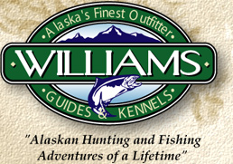 Williams Guides and Kennels, Ekwok Alaska